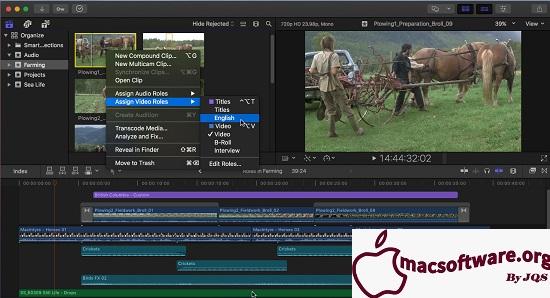 Final Cut Pro 10.5.2 Crack Mac Free Download