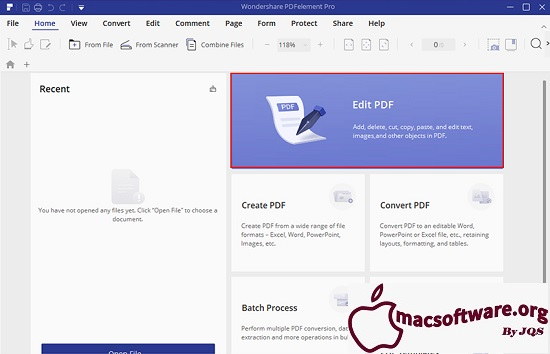 Wondershare PDFelement Pro 7.6.7 Crack Mac Free Download