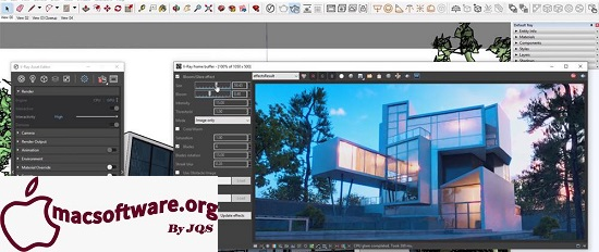 V-Ray 5 Next for SketchUp 2020-2021 Crack [Latest] Full Free Download