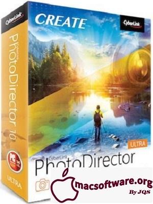 CyberLink PhotoDirector 11.0.2307.0 Crack Free Download