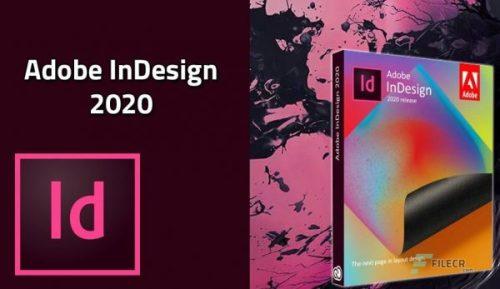 (MAC) Adobe InDesign 2020 Free Download