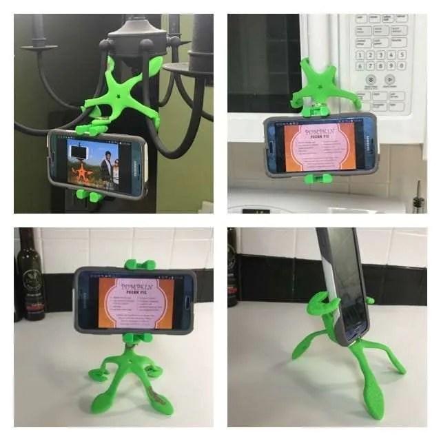 Gekkopod Flexible Smartphone Mount REVIEW