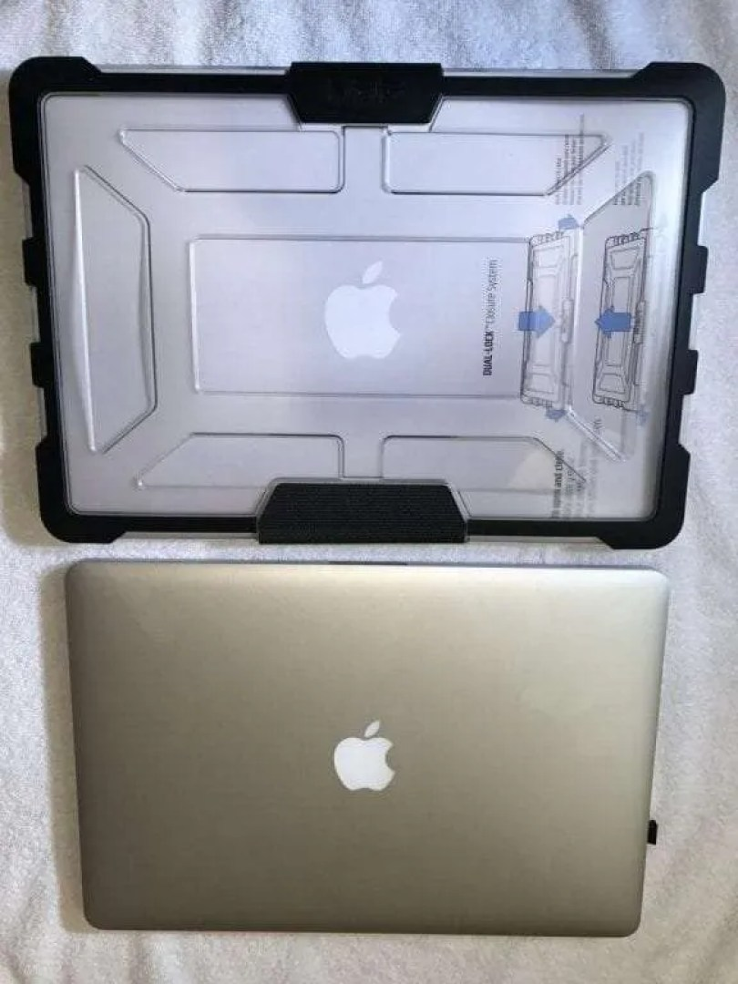 factory authentic 5245d 6b724 UAG Plasma Series 15-inch MacBook Pro Case REVIEW | Mac Sources