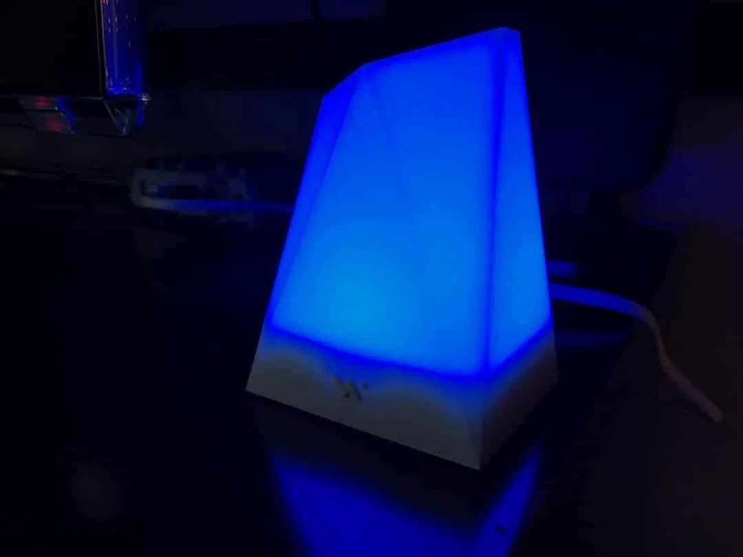 NOTTI Led Smart Mood Light REVIEW See your notifications light up the room