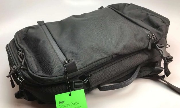 Aer Travel Pack REVIEW Superior backpack for travel