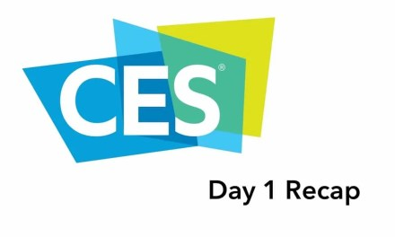 CES Day 1 Overview