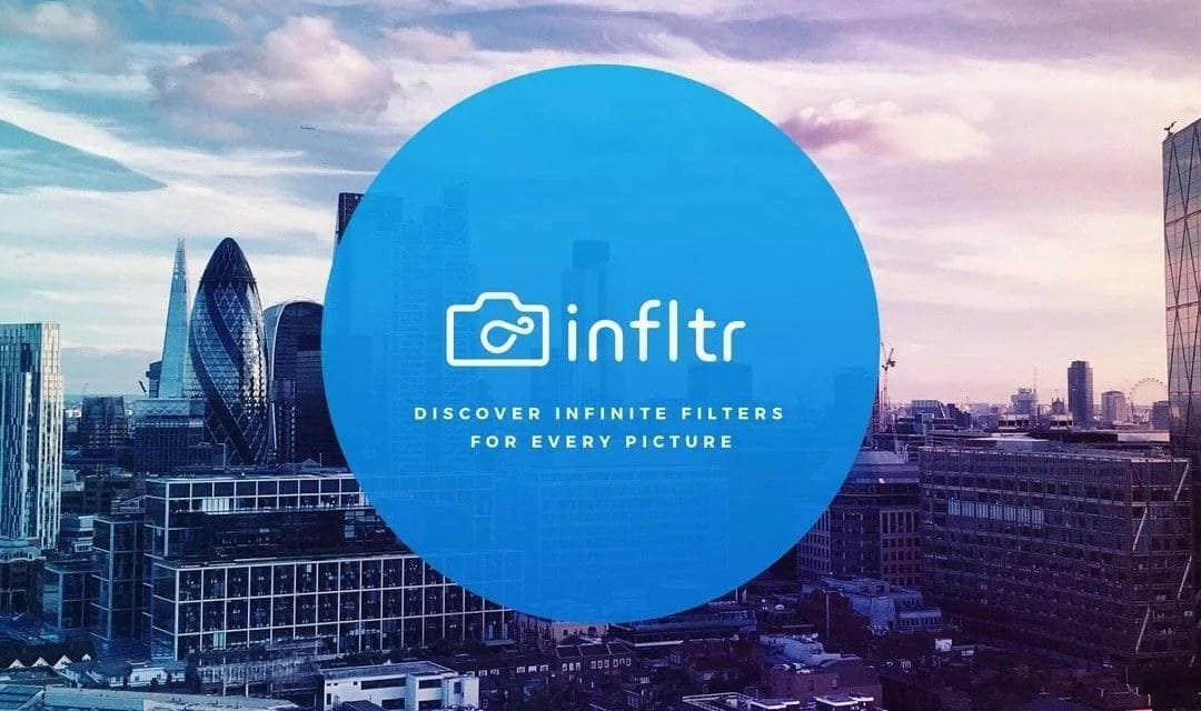 infltr Photo App for iOS and Apple Watch REVIEW