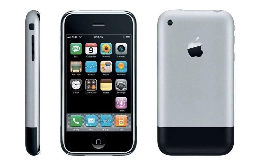 Original Apple iPhone Announced 10 Years Ago NEWS