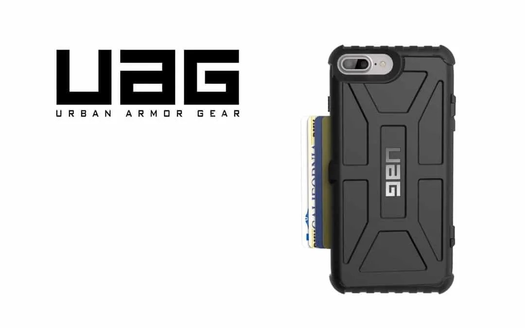 buy popular b2933 df41b UAG Trooper Series iPhone 7 Plus Case REVIEW | Mac Sources