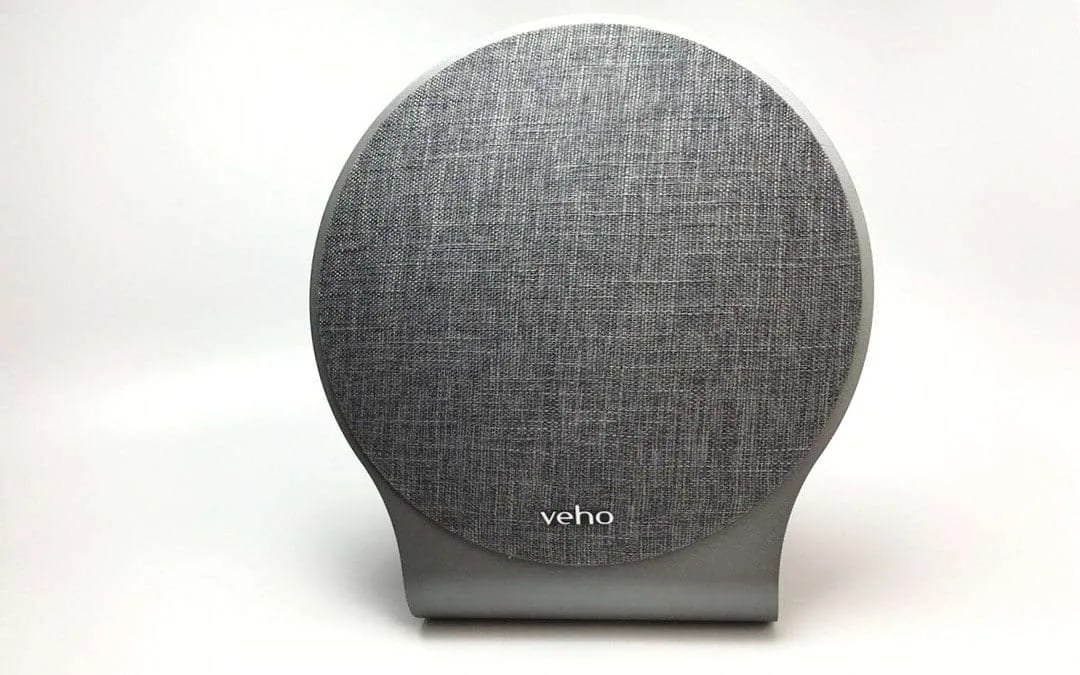 Veho M10 Wireless Portable Bluetooth Speaker REVIEW