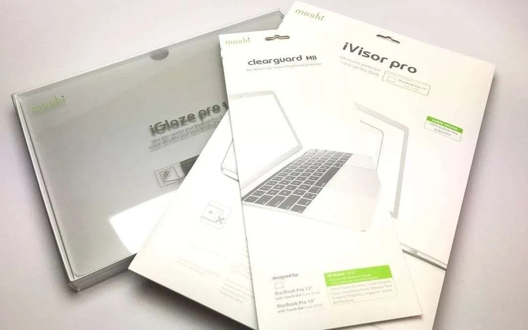 Moshi Premium Protection for New MacBook Pro REVIEW