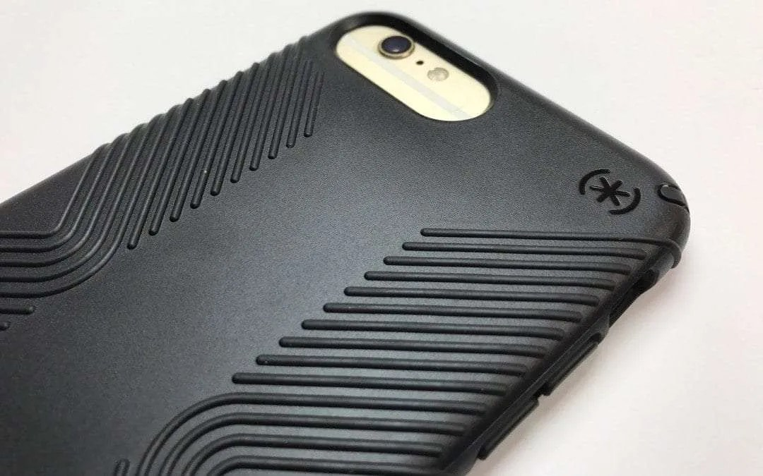Speck Presidio Grip iPhone Case REVIEW
