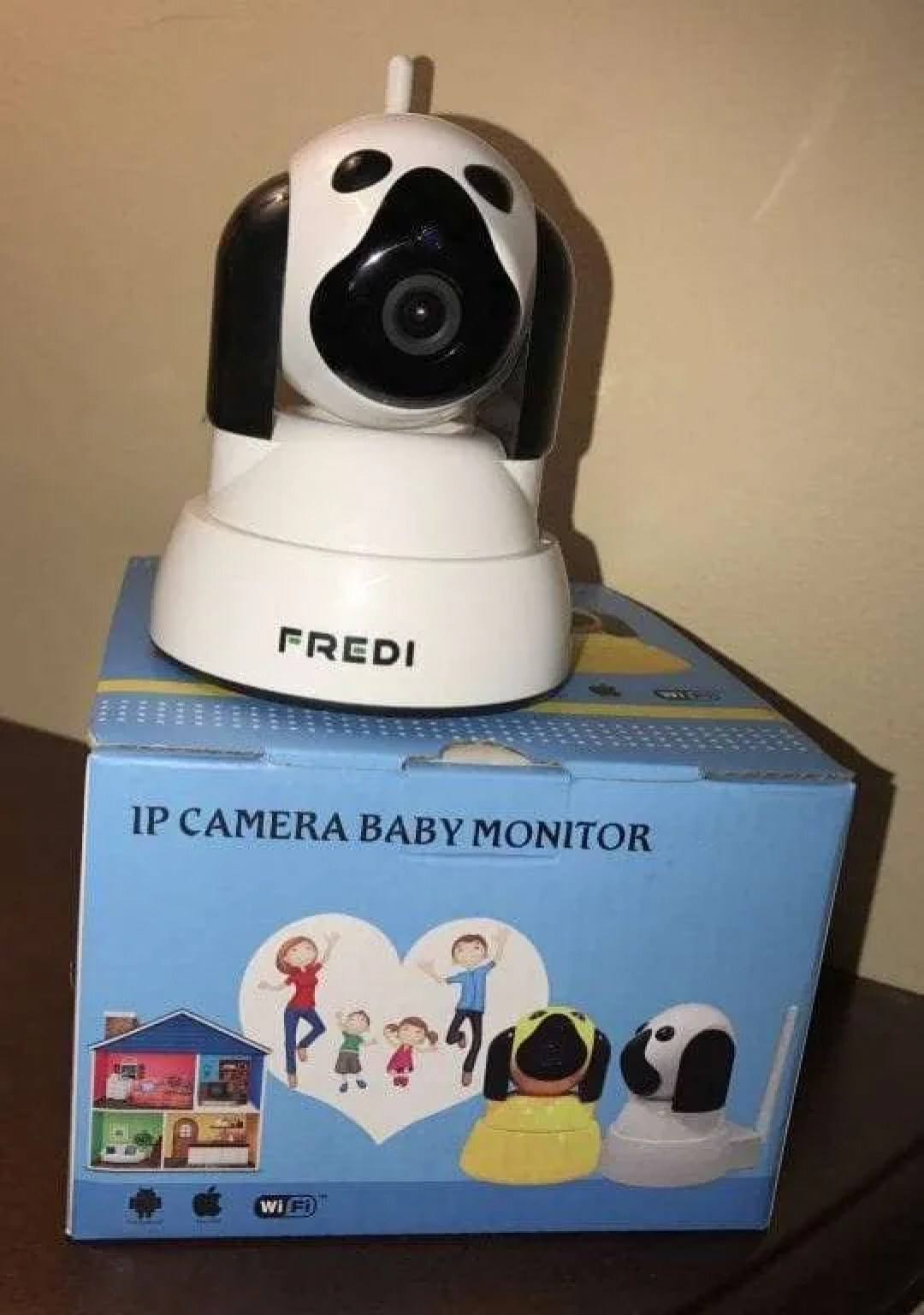 Fredi Wifi Baby camera