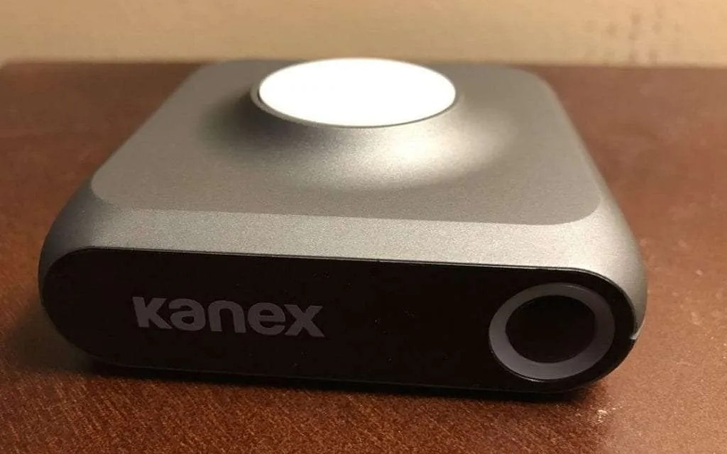 Kanex GoPower Watch Charger REVIEW A step in the right direction