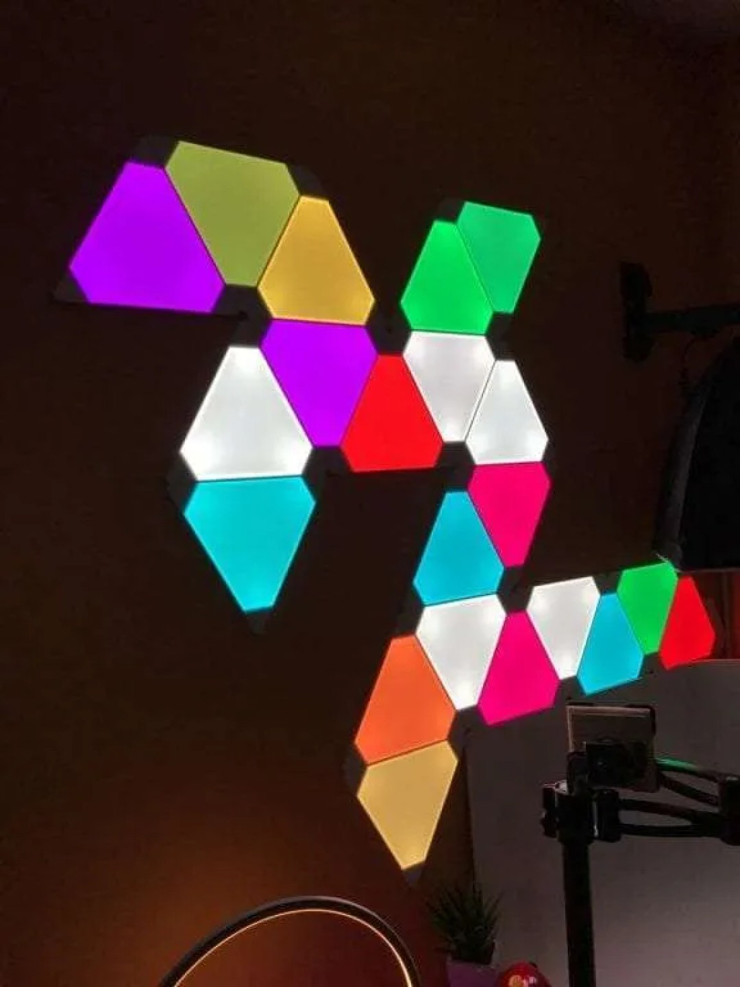NanoLeaf Aurora Smart Lighting