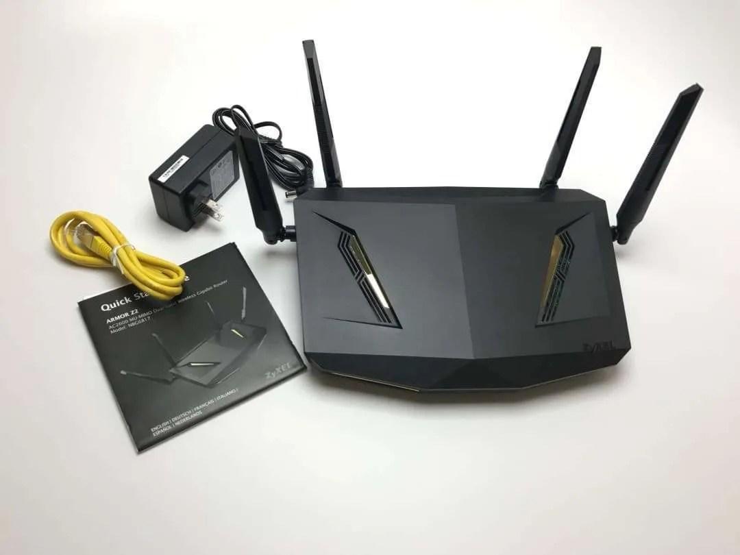 ZyXel Armor Z2 Router