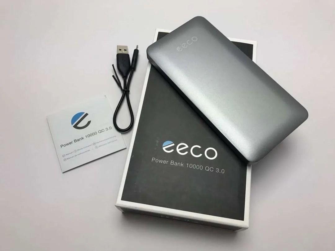 eeco 10000 mAh Power Bank