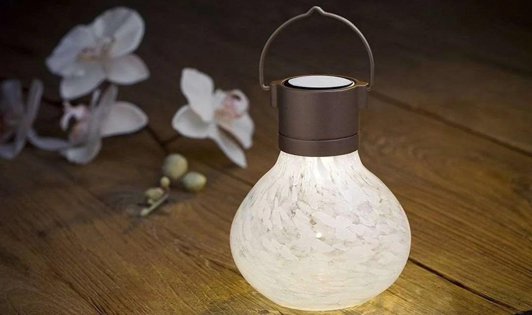 Allsop Solar Tea Lantern Review Tech, Allsop Home And Garden Solar Tea Lantern