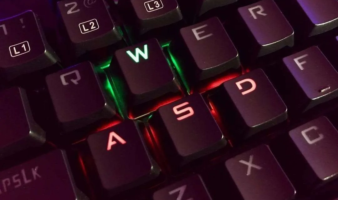 Aukey LED-Backlit Mechanical Keyboard REVIEW