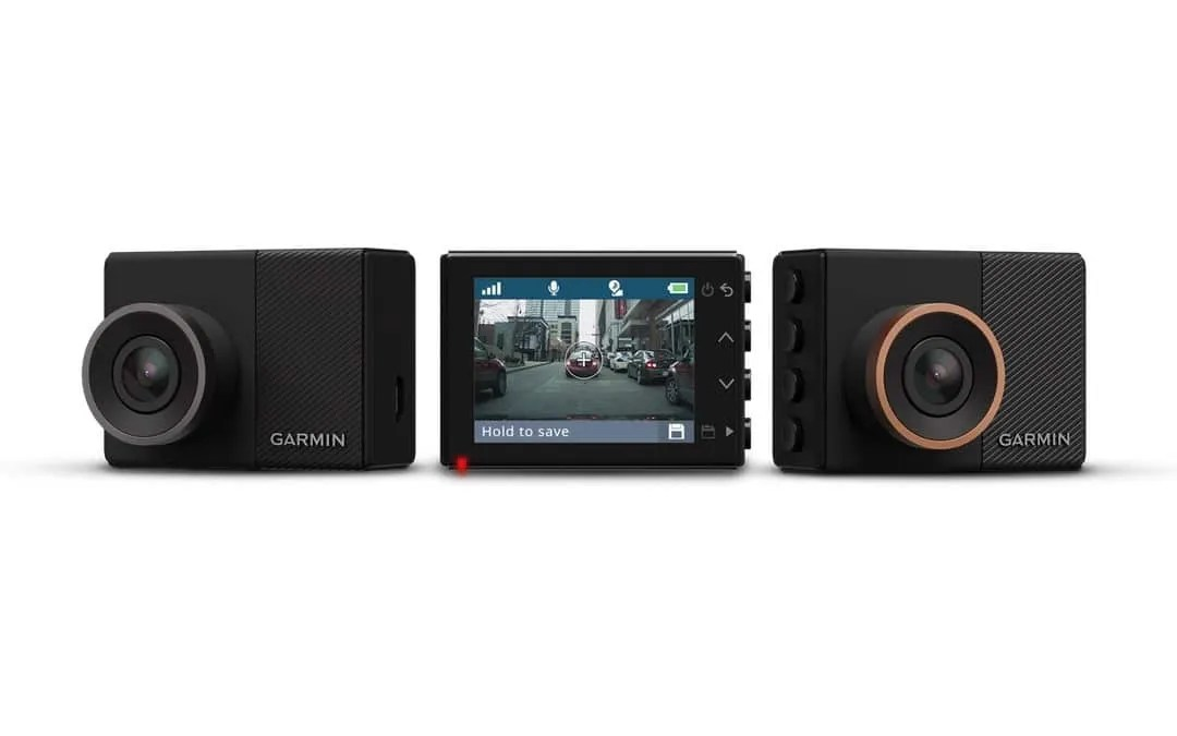 Garmin Introduces Dash Cam 45 and 55 NEWS   Mac Sources