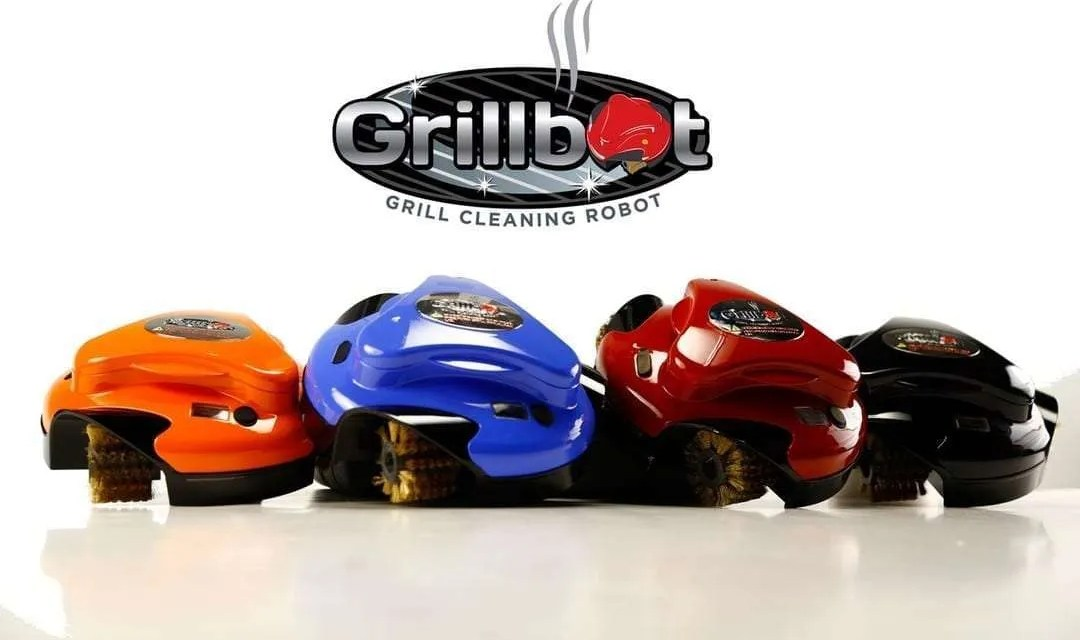 Grillbot Automated Grill Cleaning Robot REVIEW Takes care of the grunt work