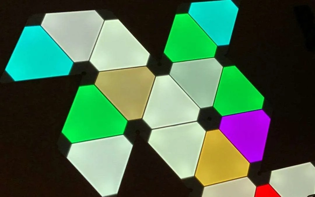 innovating lighting. NanoLeaf Aurora Smart Lighting REVIEW The Most Innovating Thing To Come Tech