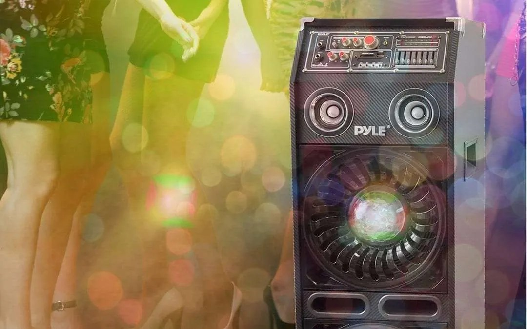 Pyle Launches the Disco Jam 2 NEWS