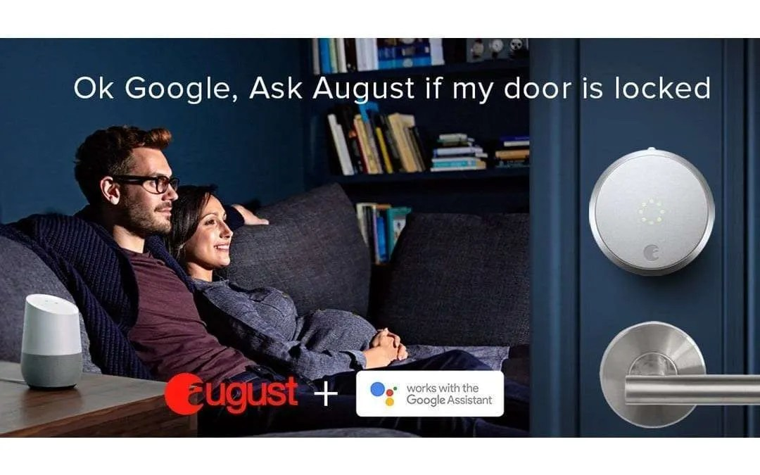August Home Supports the Google Assistant NEWS