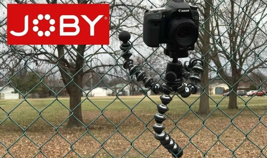 Joby GorillaPod Focus Tripod REVIEW