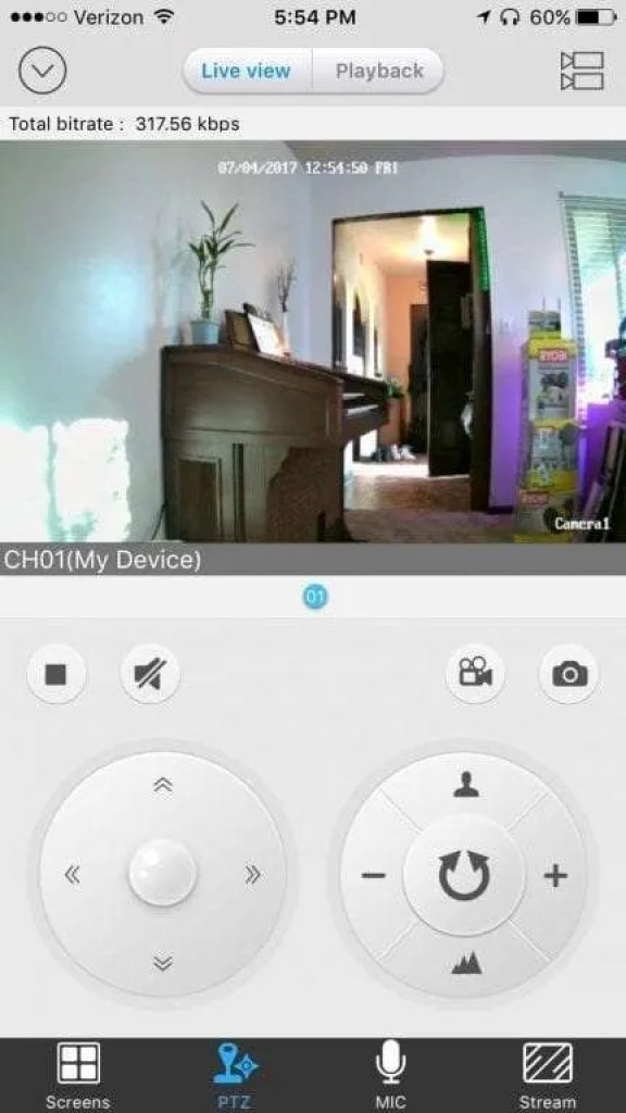 Reolink Keen Indoor Smart Home Camera