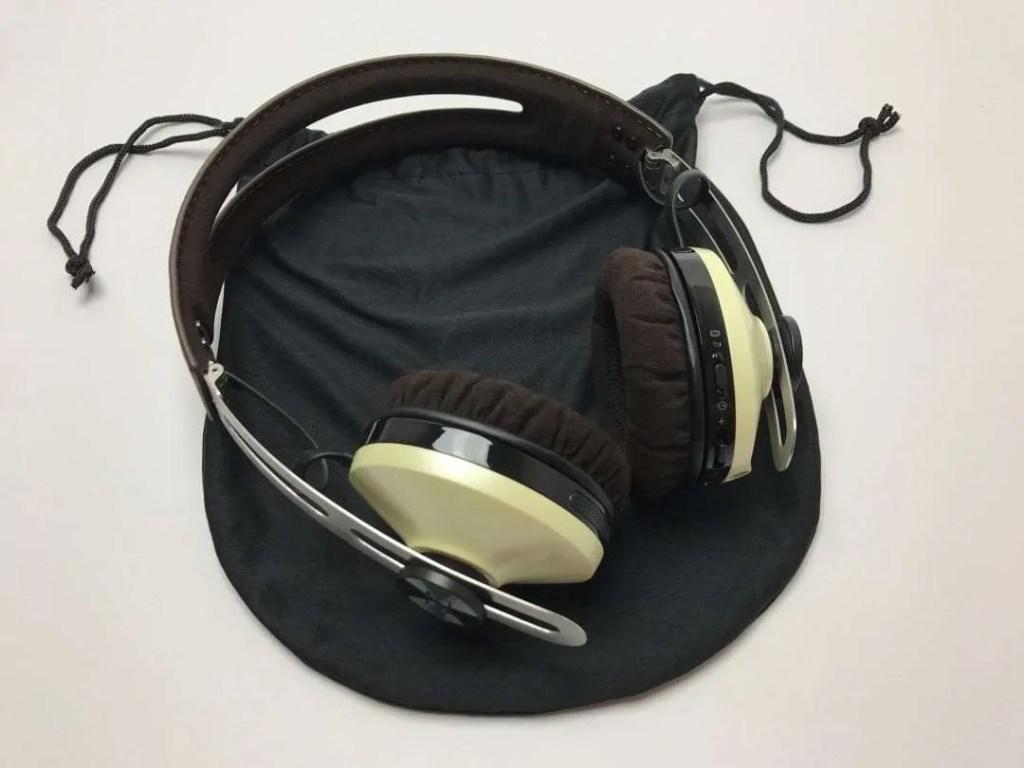 Sennheiser Momentum On-Ear Wireless Headphones