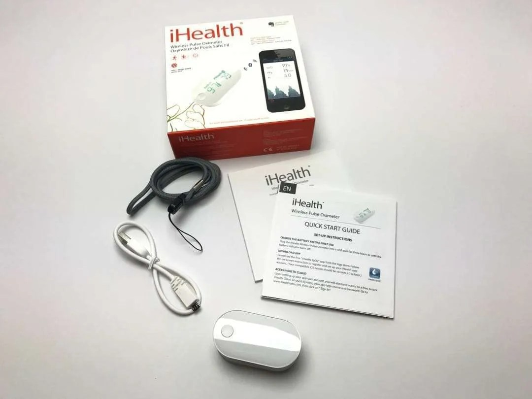 iHealth Wireless Pulse Oximeter REVIEW | Mac Sources