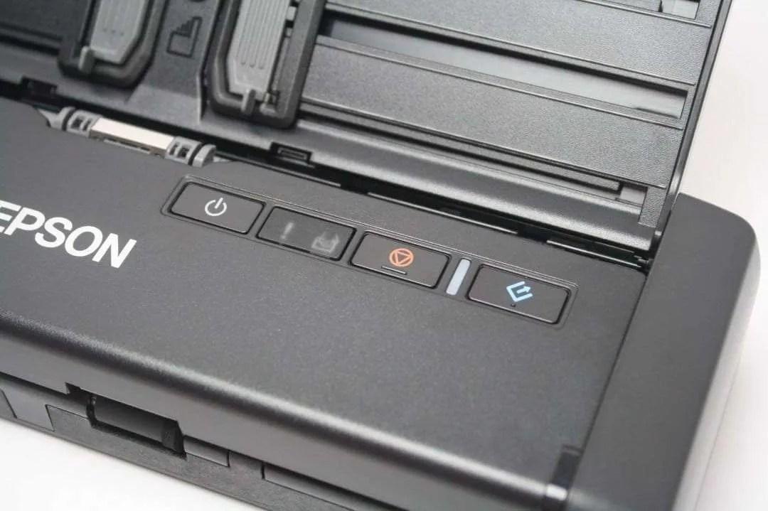 Epson DS-320 Mobile Scanner