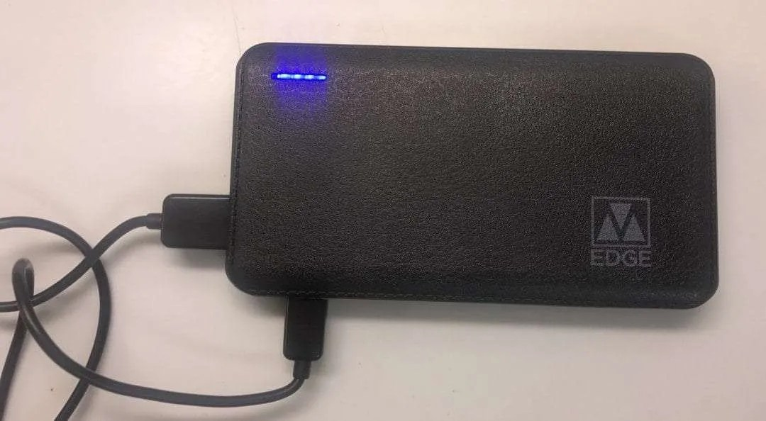 Tech Tote 2 6000mAh battery