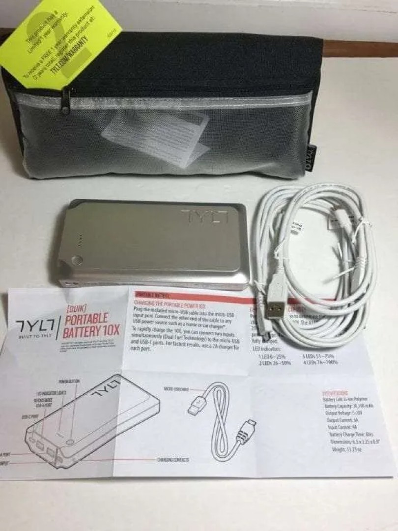 Tylt Battery Accessory