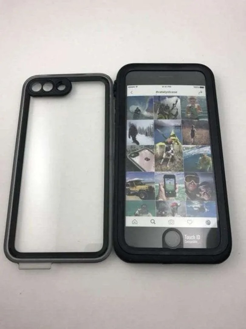 Catalyst Case iPhone 7 plus