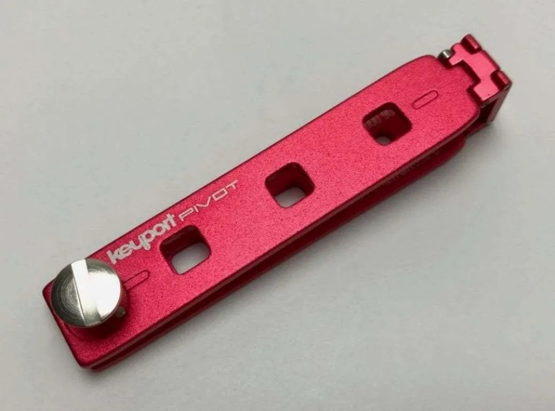 Keyport Pivot Modular Key Holder and Multi-Tool REVIEW