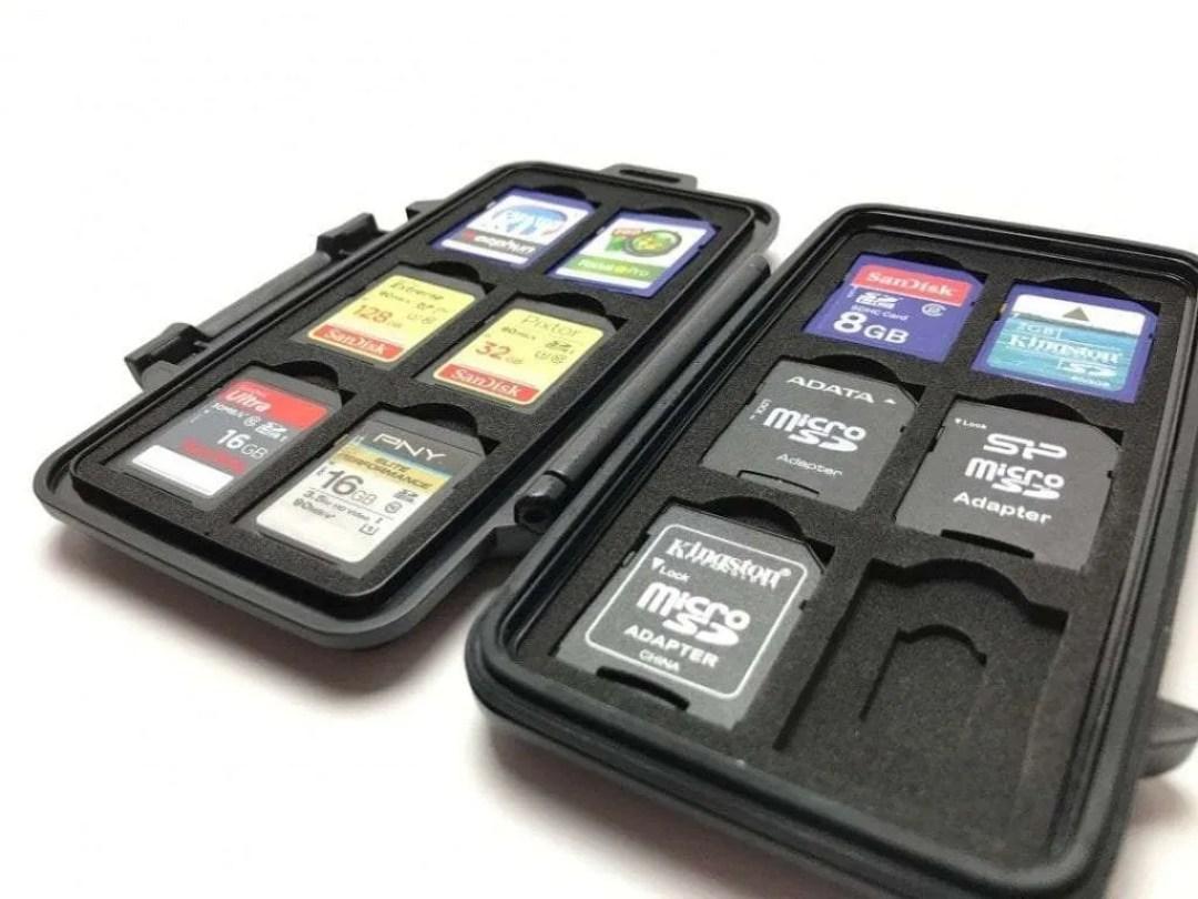 Pelican Protector Memory Card Case REVIEW
