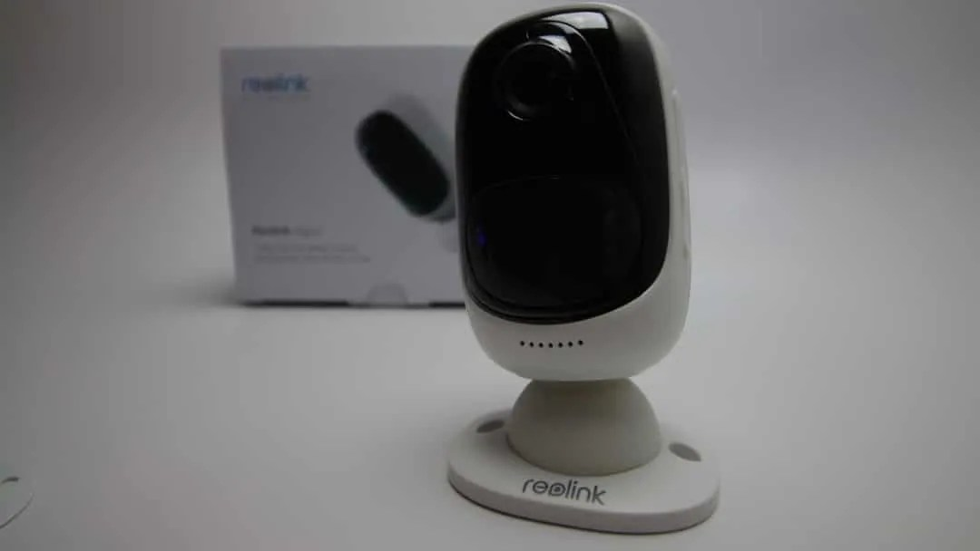 Reolink Argus Outdoor/Indoor Security Camera REVIEW