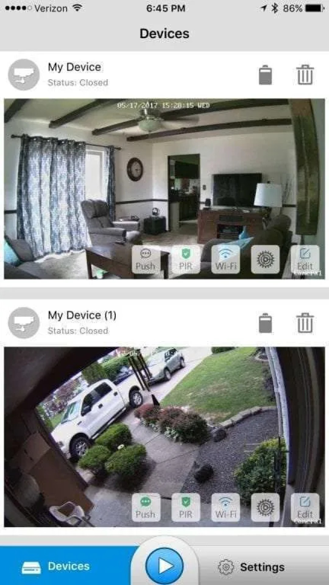 Reolink Argus Outdoor Indoor Security Camera Review Mac