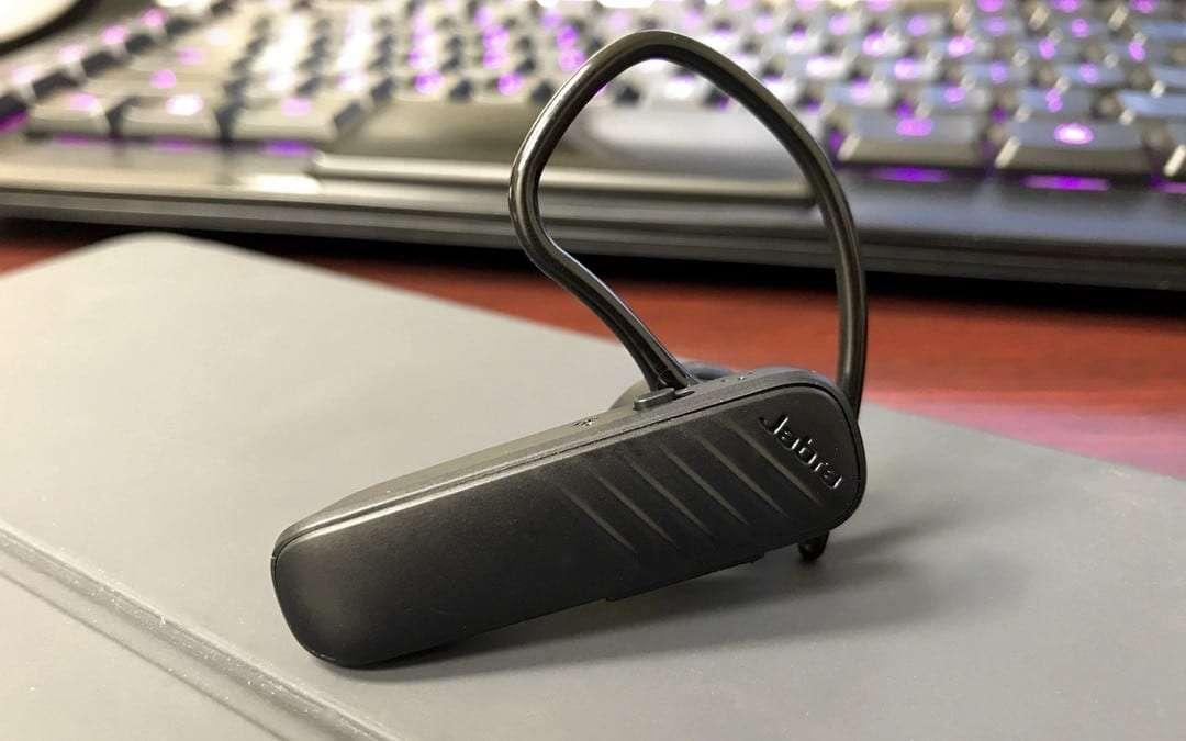 Jabra Talk 2 Bluetooth Headset REVIEW