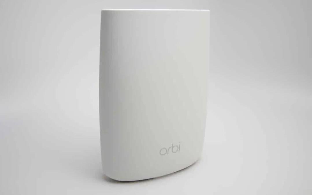 Netgear Orbi Home WiFi System REVIEW