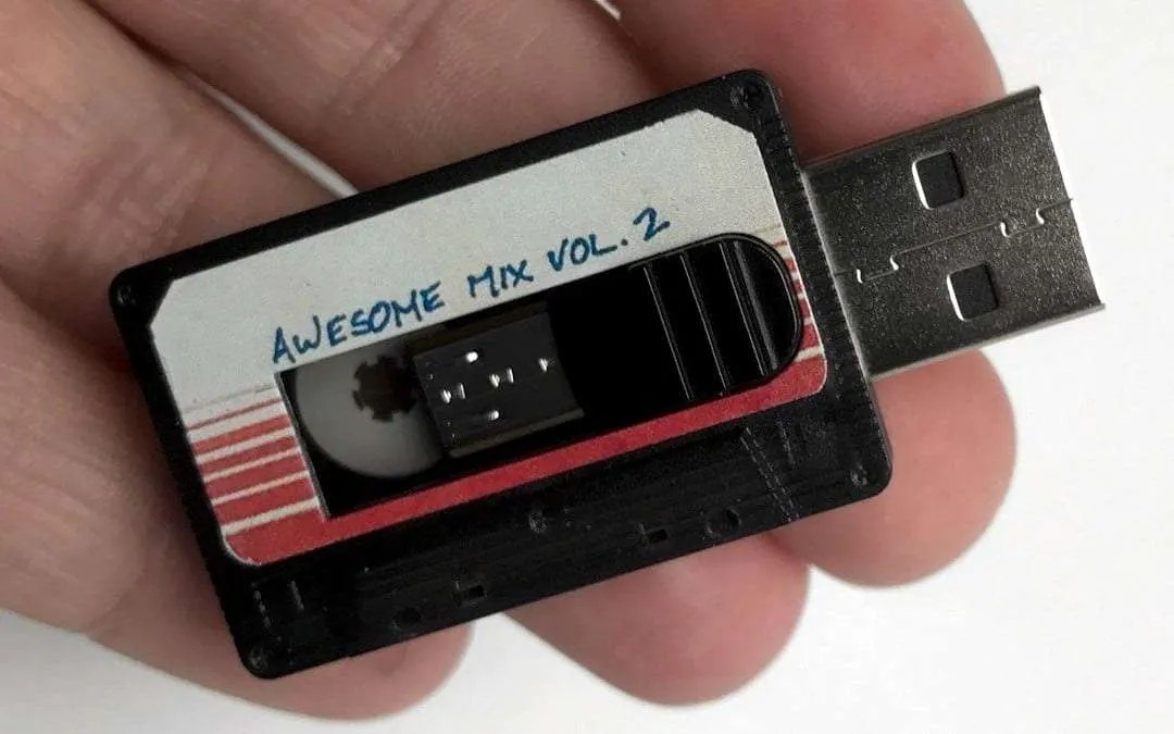 infoThink Guardians of the Galaxy Vol. 2 OTG USB Flash Drive REVIEW