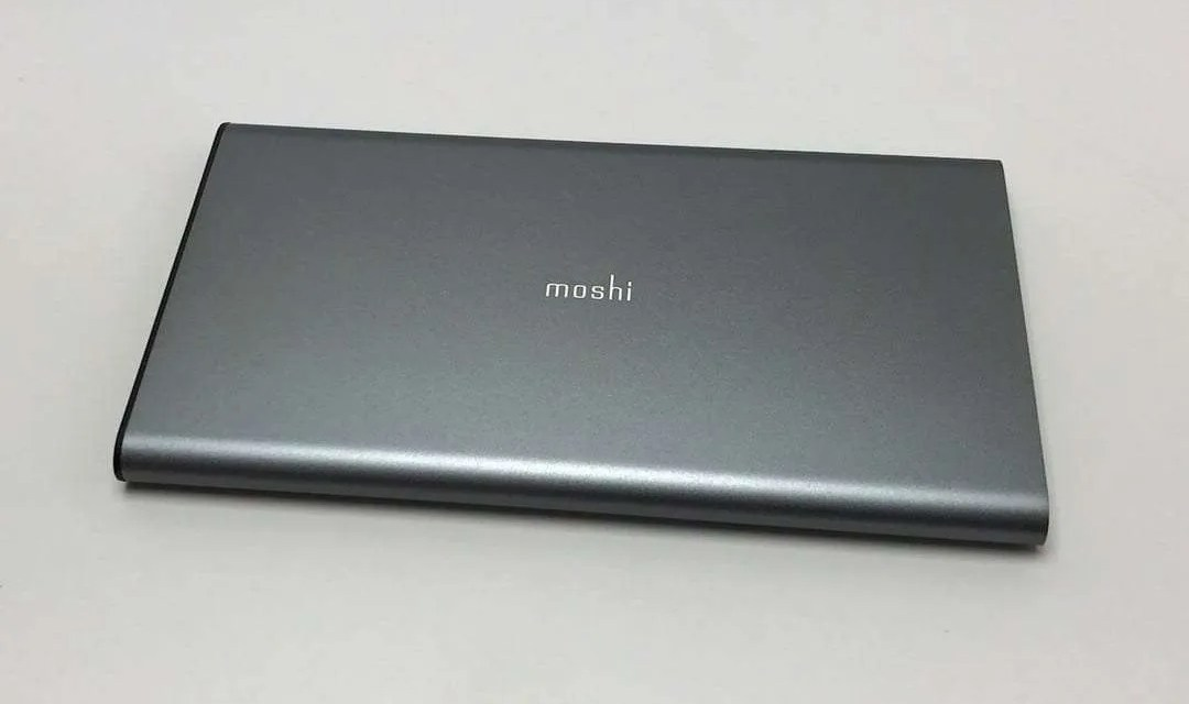 Moshi IonSlim 5K Ultra-thin Portable Battery REVIEW