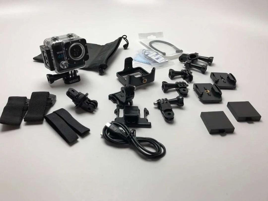 WiMius L1 WiFi 1080P Action Cam REVIEW