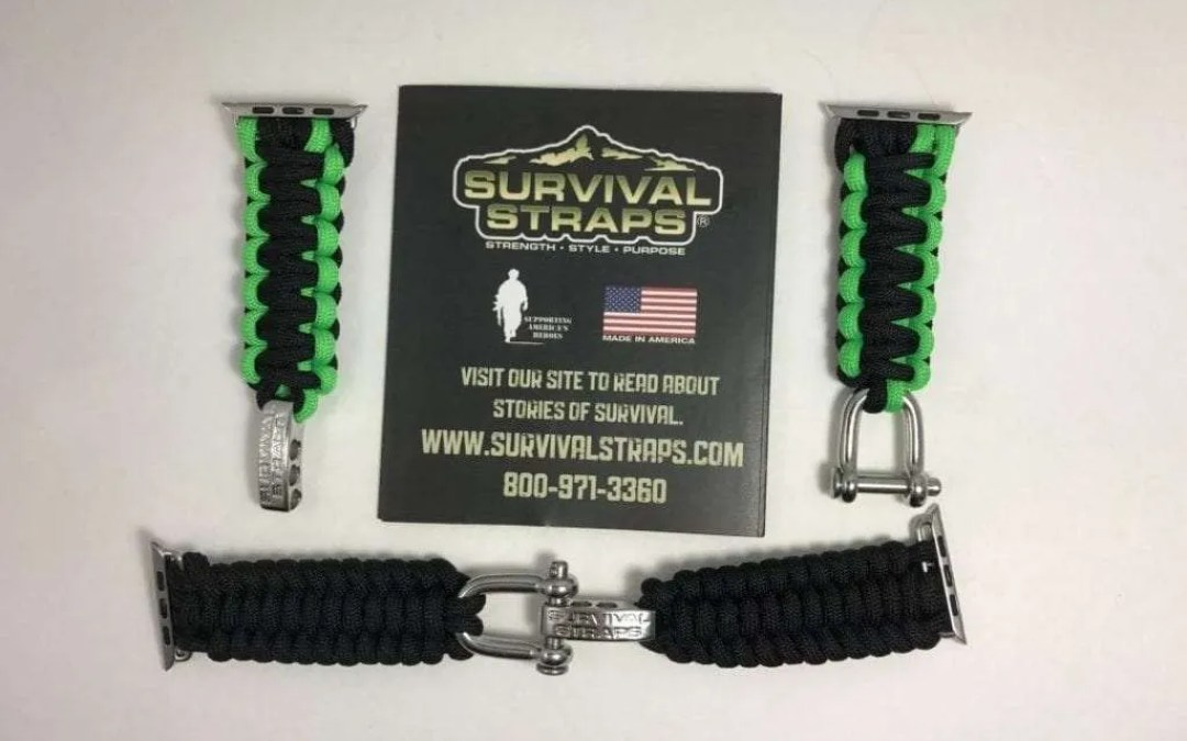 Survival Straps REVIEW Expect More from Apple Watch Strap