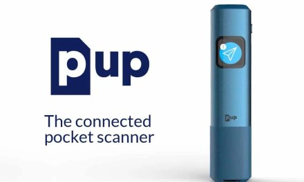 PUP Scan, The World's Fastest Mini Scanner Coming This Fall NEWS