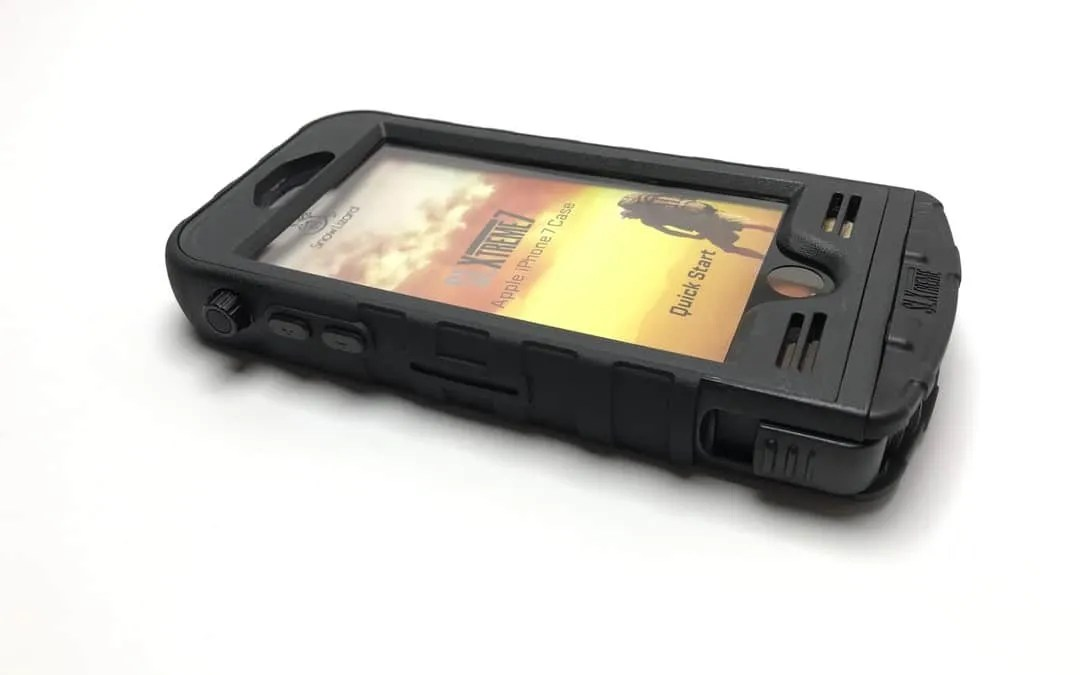 Snow Lizard SLXtreme7 Rugged iPhone Case REVIEW