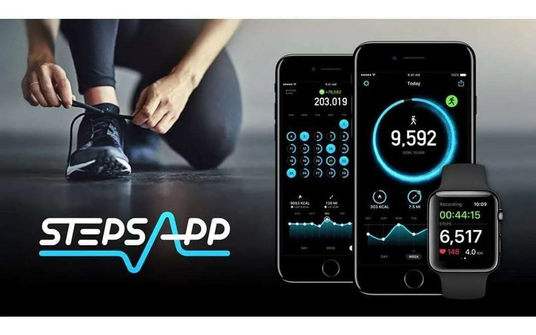 StepsApp 4.4.1 Now Available NEWS