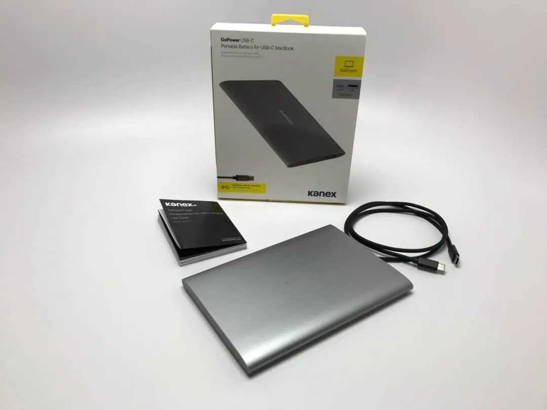 Kanex GoPower USB-C Portable Battery REVIEW